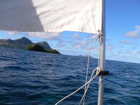 magareva, gambier archipelago