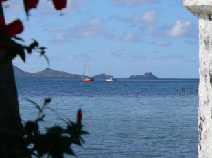 taravai, gambier archipelago
